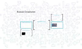 Roman Crossbows