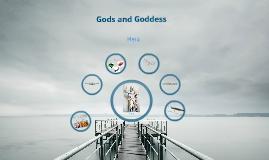 Hera the Goddess