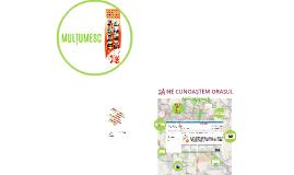 Sa ne cunoastem orasul: Aplicatie web