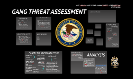 Copy of GANG THREAT ASSESSMENT