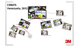 Organigrama de CM&PA 3M Venezuela