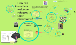 Group A - Tool: How can teachers welcome refugees in their classrooms