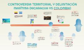 CONTROVERSIAS TERRITORIALES COLOMBIA VS NICARAGUA