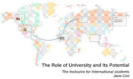 The Role of University and Its Potential