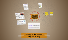 I Etapa del Enfoque de Marco Lógico (EML)
