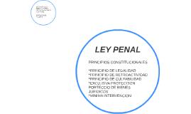 LEY PENAL