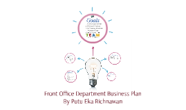 Copy of Front Office Department Business Plan
