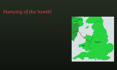 Harrying of the North!