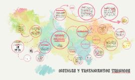 METALES Y TRATAMIENTOS TERMICOS