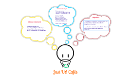 Just Us! Cafés - Work in Progress Presentation