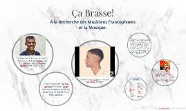 Copy of Ça Brasse!