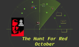 The Hunt of Red October