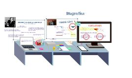 Biografías interactividad