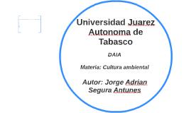 Universidad Juarez Autonoma de Tabasco