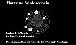 Morte na Adolescência