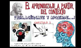 Copy of El Aprendizaje A Partir Del Contexto