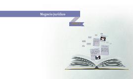 NEGOCIO JURIDICO