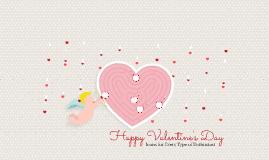 Copy of Valentine's Day