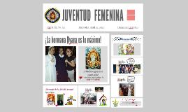 JUVENTUD  FEMENINA