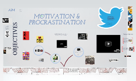 MOTIVATION/ PROCRASTINATION WORKSHOP