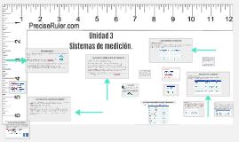 Unidad 3 Sistemas de medición.