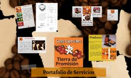 CAFE TIERRA DE PROMISION