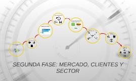 SEGUNDA FASE: MERCADO, CLIENTES Y SECTOR