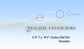 Copy of ANALISIS  FINANCIERO