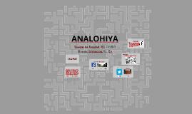 Copy of ANALOHIYA
