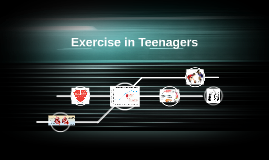 Exercise in Teenagers