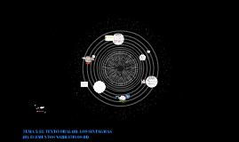 TEMA 5: EL TEXTO ORAL (II). LOS SINTAGMAS (II). ELEMENTOS NA
