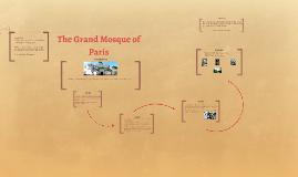 Copy of The Grand Mosque of Paris