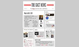 THE GACT NEWS