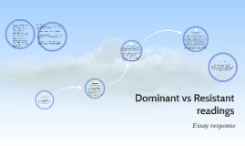 Dominant vs resistant readings