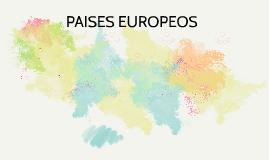 PAISES EUROPEOS