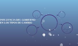 Copy of INFLUENCIA DEL GOBIERNO EN LOS TIPOS DE CAMBIO