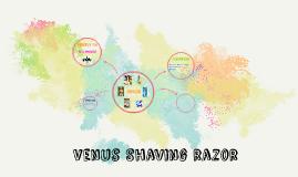 Venus Shaving razor