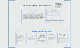 The Presidential Process