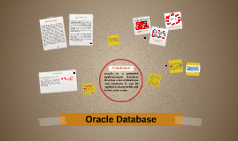 Copy of Oracle Database
