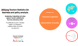 VERSION ANTERIOR Developing, integrating and using regional statistics for business and policy actions