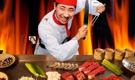 Benihana es un restaurant multinacional con especialización