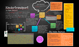Kindertransport - Key Themes and Characters