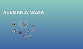 ALEMANIA NAZIA