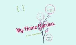 Copy of home garden