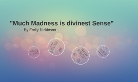 much madness is divinest sense pdf