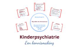 Kinderpsychiatrie rondleiding