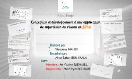 Conception et développement d'une application de supervision du réseau_Wejdene MAHDI_ISET'Com