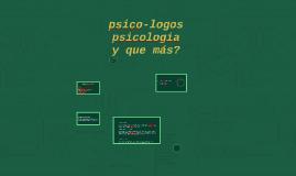 psico-logos