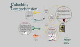 Unlocking Comprehension