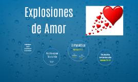 Explosiones de Amor